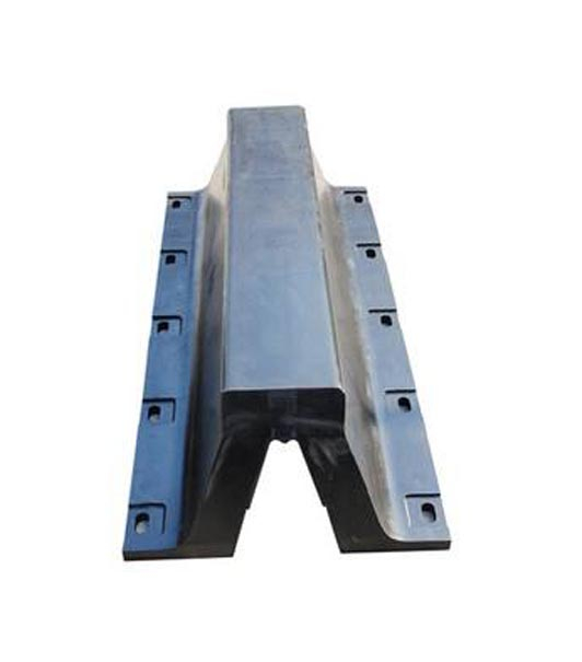 Super arch type rubber fender